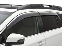 Subaru Legacy Side Window Deflectors