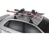 Subaru Legacy Ski Attachment