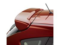Subaru XV Crosstrek Roof Spoiler - Camellia Red Pearl - E7210FJ600RE