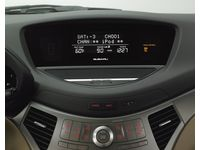 Subaru Legacy iPod Interface