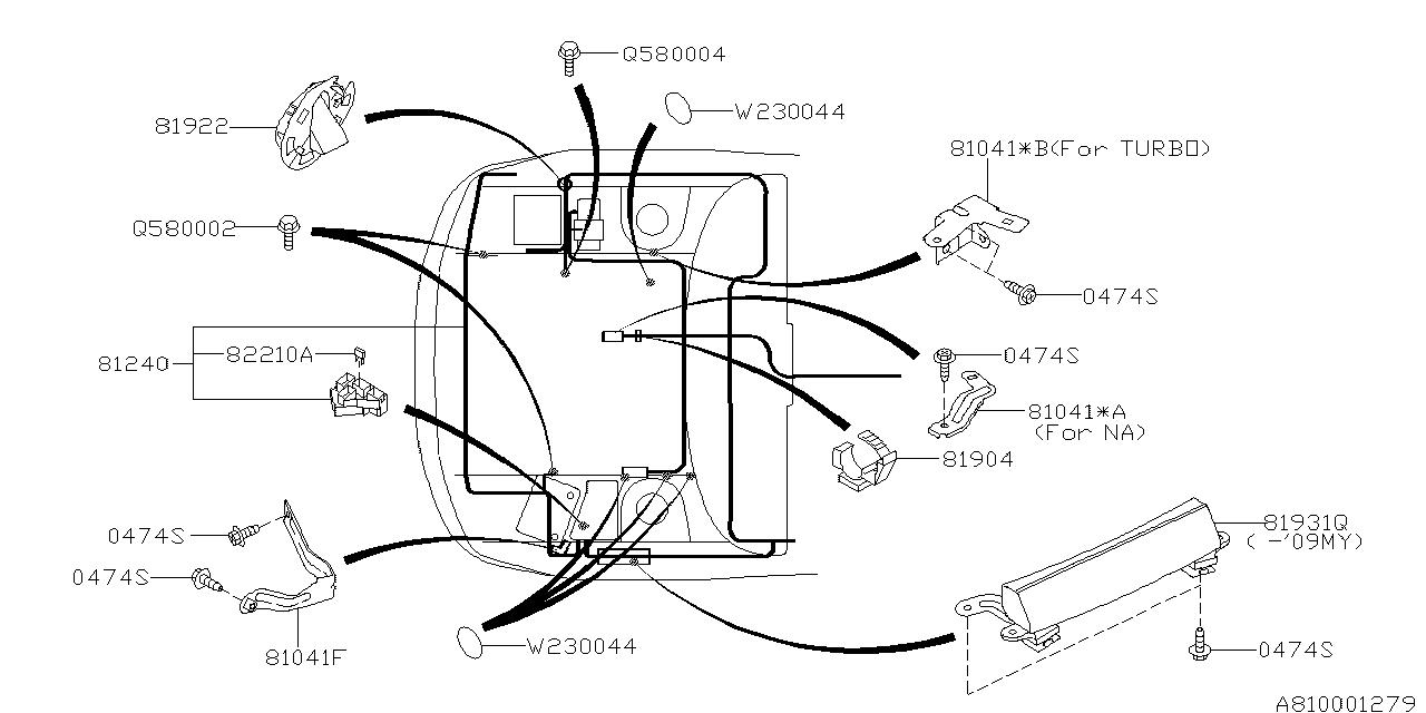 Subaru Forester Wiring Diagram 2010