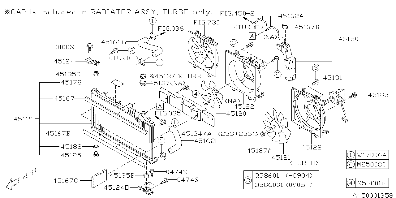 31 Subaru Cooling System Diagram