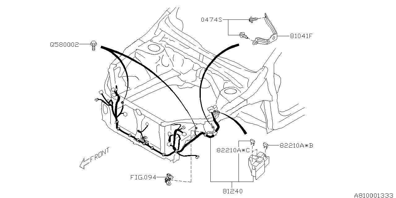 Wiring Diagram Subaru Impreza 2015 - Wiring Diagram Schemas