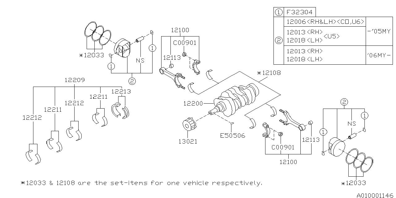 2009 Subaru Forester Fuse Box Diagram : Subaru forester turbo engine diagram