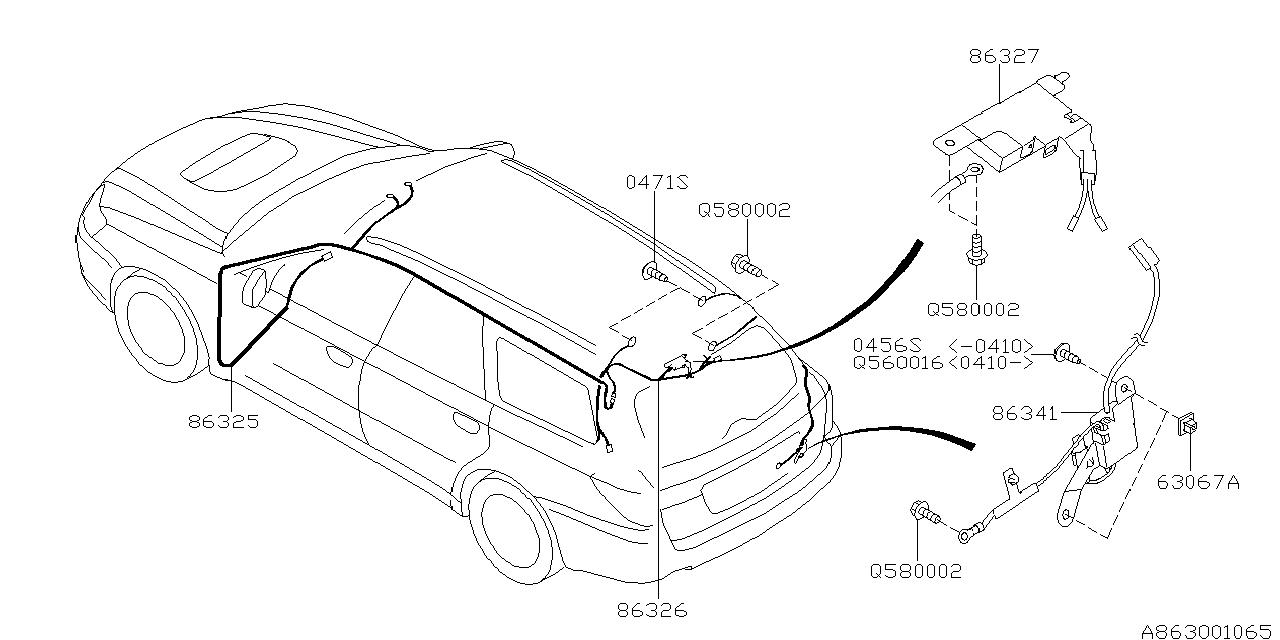 2005 Subaru Legacy Turbo Engine Diagram. Subaru. Auto