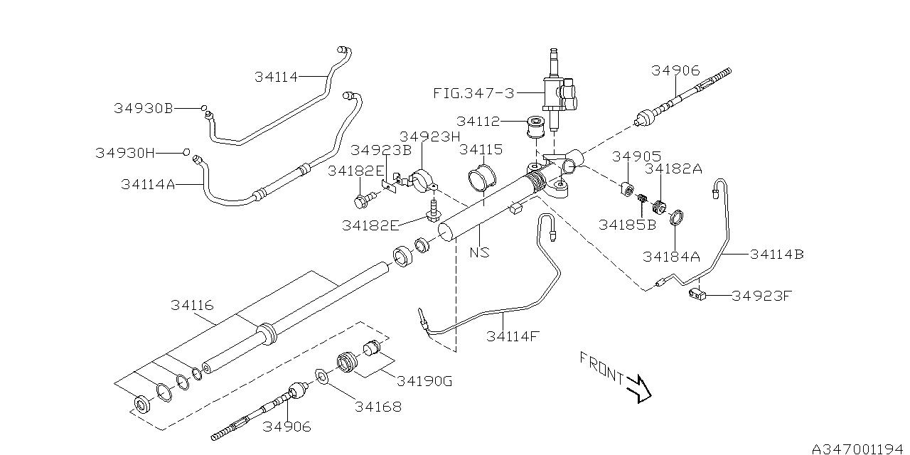 Subaru Engine Diagram 2006 Tribeca