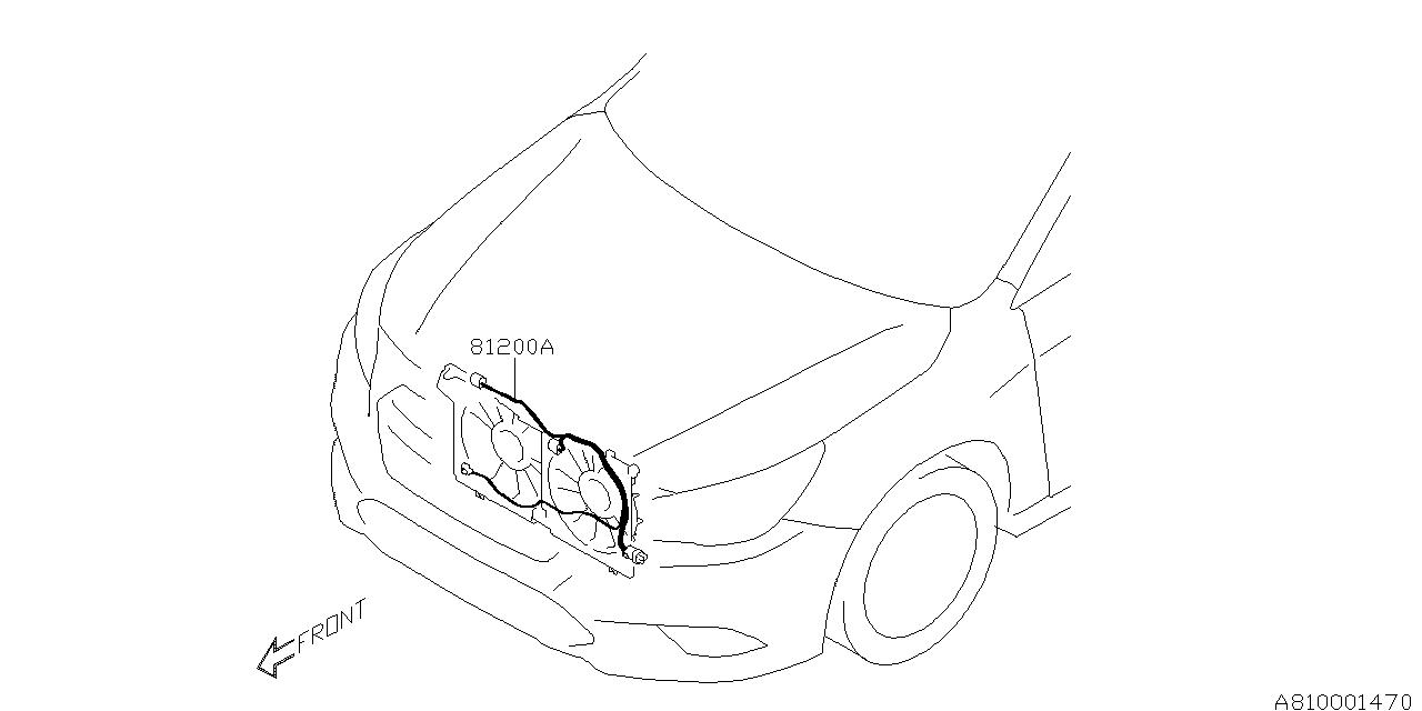 [DIAGRAM_34OR]  2015 Subaru Legacy Wiring Harness - Main - Subaru Parts Deal | 2015 Subaru Legacy Wiring Harness |  | Genuine Subaru Parts