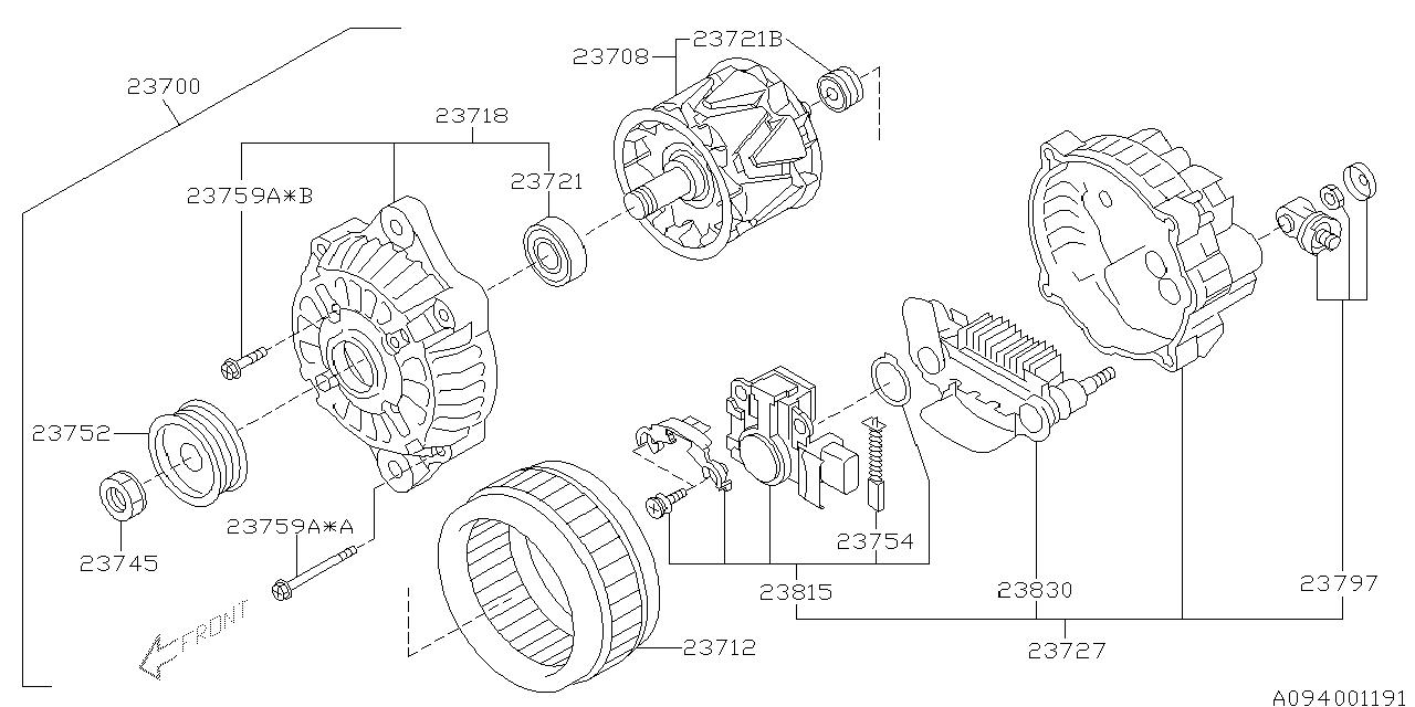 2003 Subaru Baja Parts Diagram ImageResizerTool Com