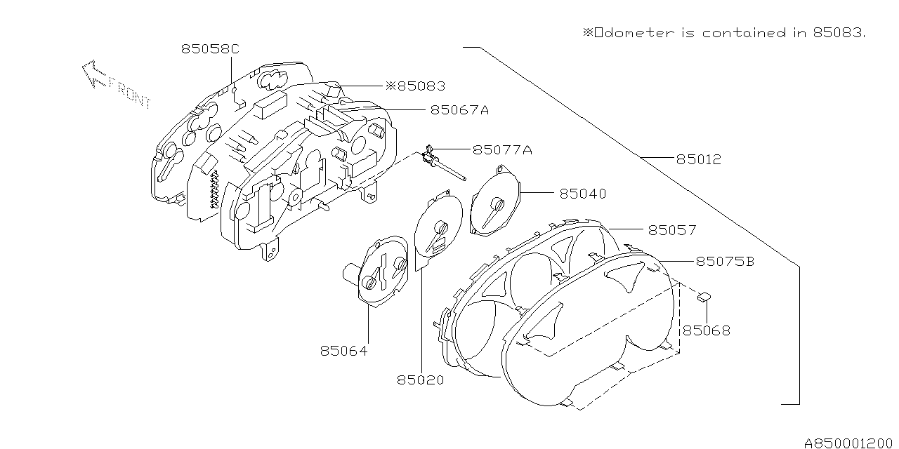subaru 2 5xt engine diagram