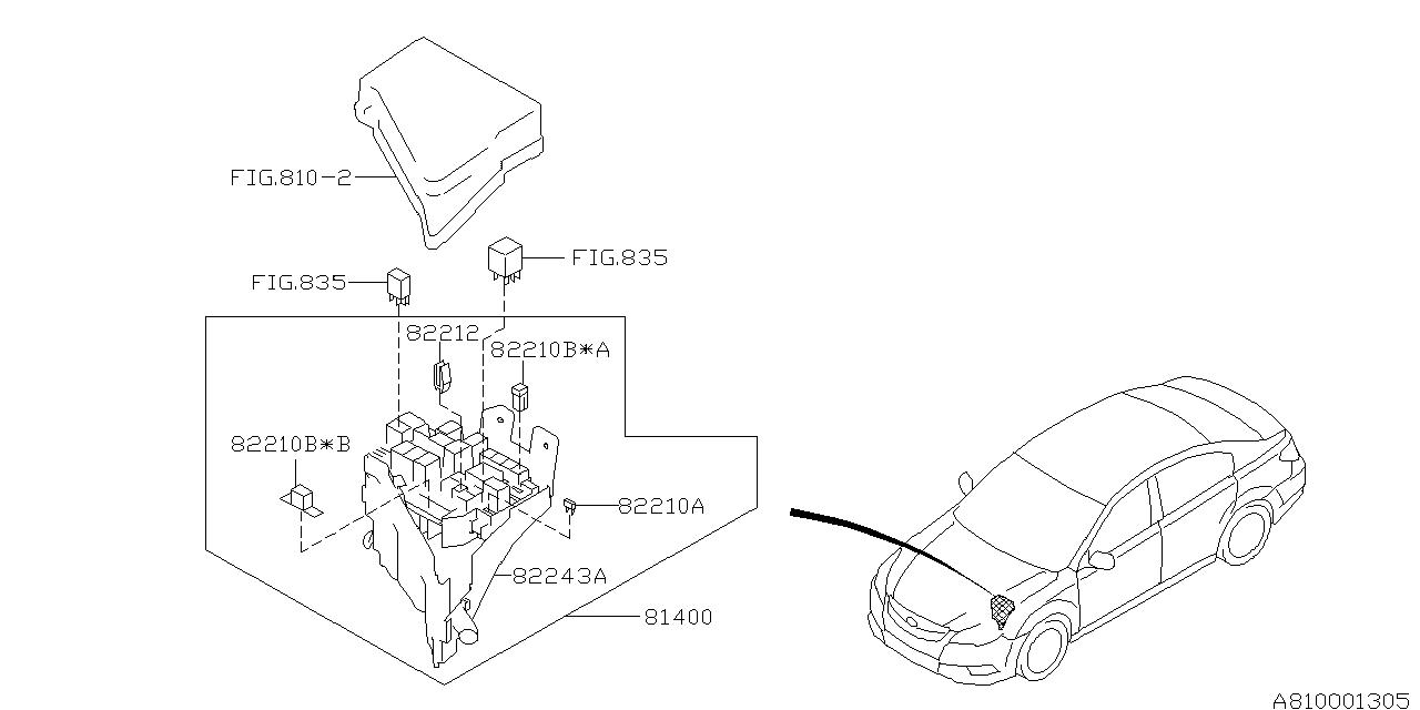 Subaru Outback Cooling Diagram