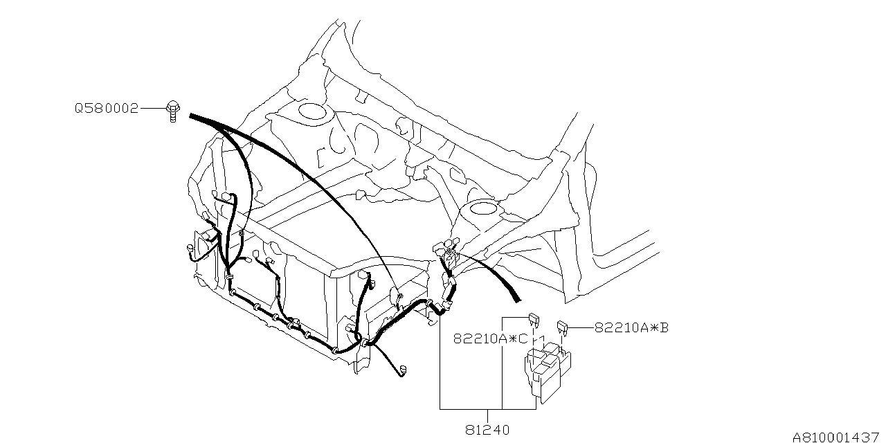 2002 Subaru Forester Wiring Diagram Air Conditioner - Cars ...