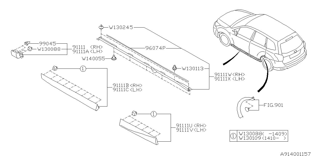 subaru forester check engine
