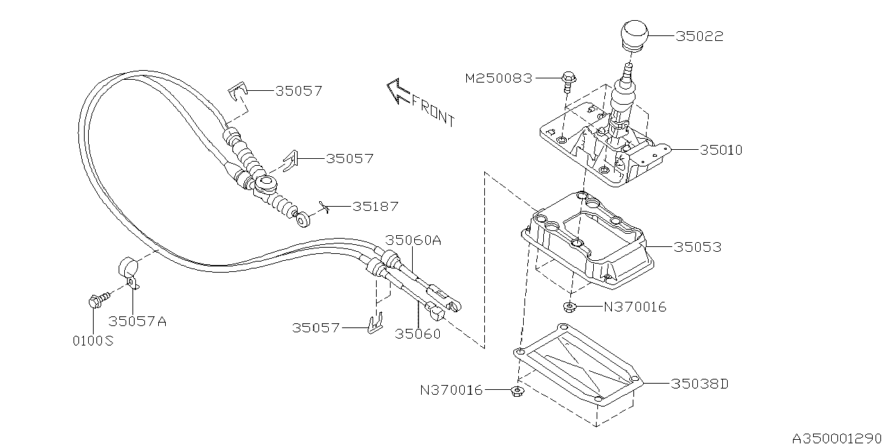 2017 forester manual transmission