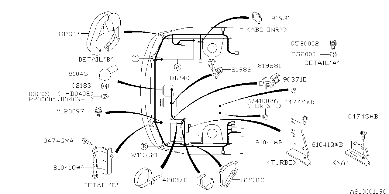 Wiring Diagram PDF: 2002 Subaru Wiring Diagram