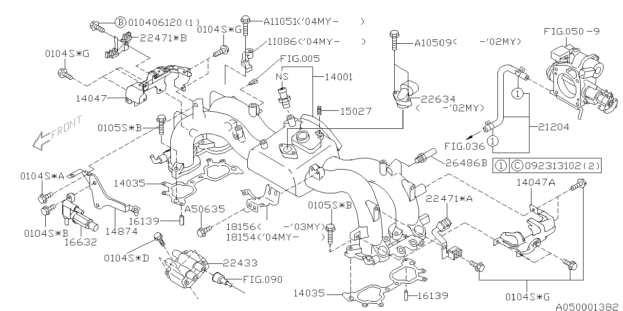 22634aa000 genuine subaru sensor assy intake air 2002 subaru wrx engine diagram 2002 subaru wrx engine diagram 2002 subaru wrx engine diagram 2002 subaru wrx engine diagram