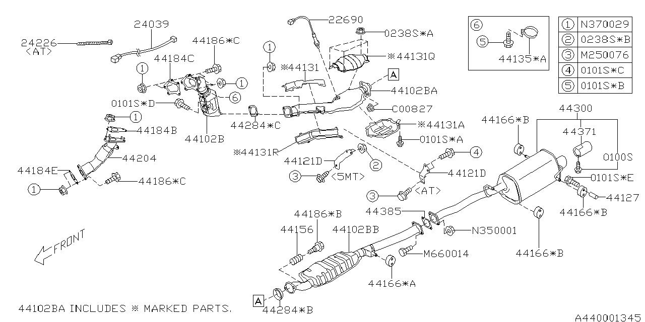2 5xt Subaru Engine Diagram