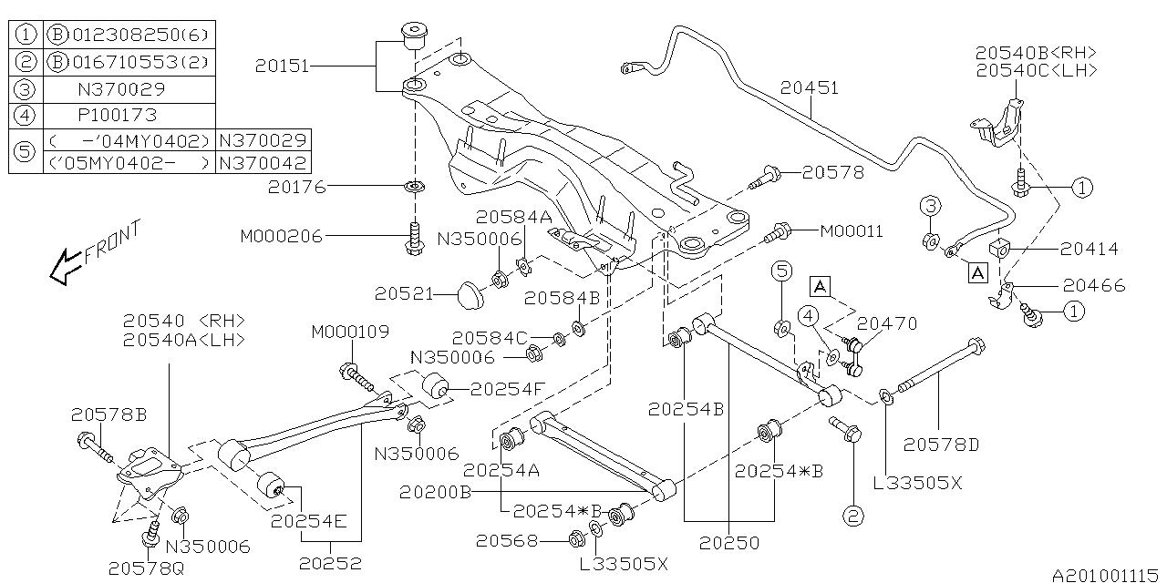 Subaru Wrx Sti Engine Diagram Com