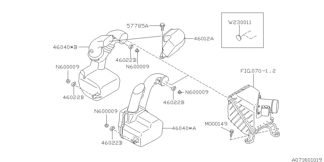 [SCHEMATICS_48IU]  1993 Subaru Impreza Air Intake - Subaru Parts Deal | 1993 Subaru Impreza Engine Diagram |  | Subaru Parts Deal