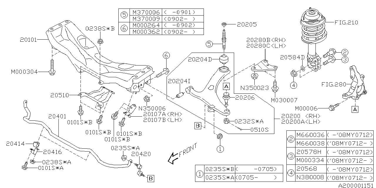 Subaru 2 0 Sohc Engine Diagram Subaru Water Pump Diagram