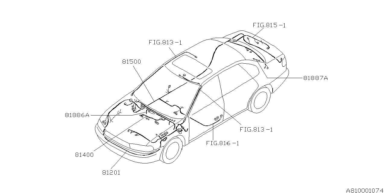Wiring Diagram Subaru Legacy 1995 - Wiring Diagram Schemas