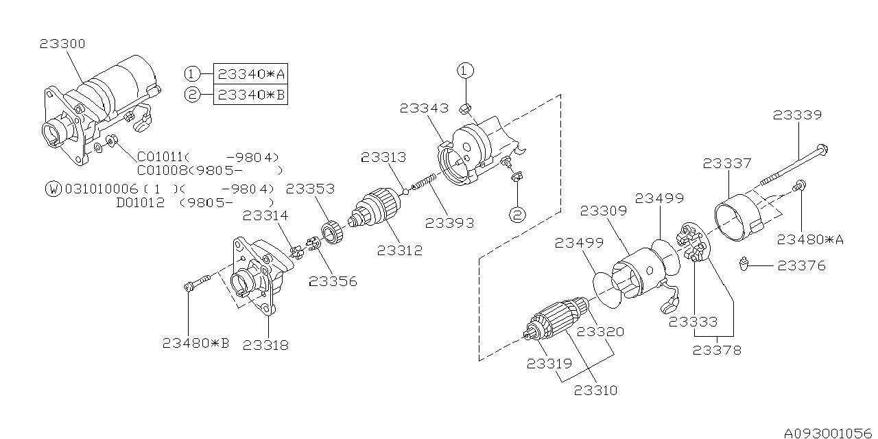 Subaru Legacy Outback Exhaust Diagram On This Part On A Diagram