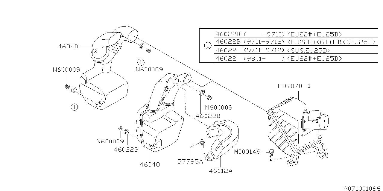 Ej22 Engine Diagram