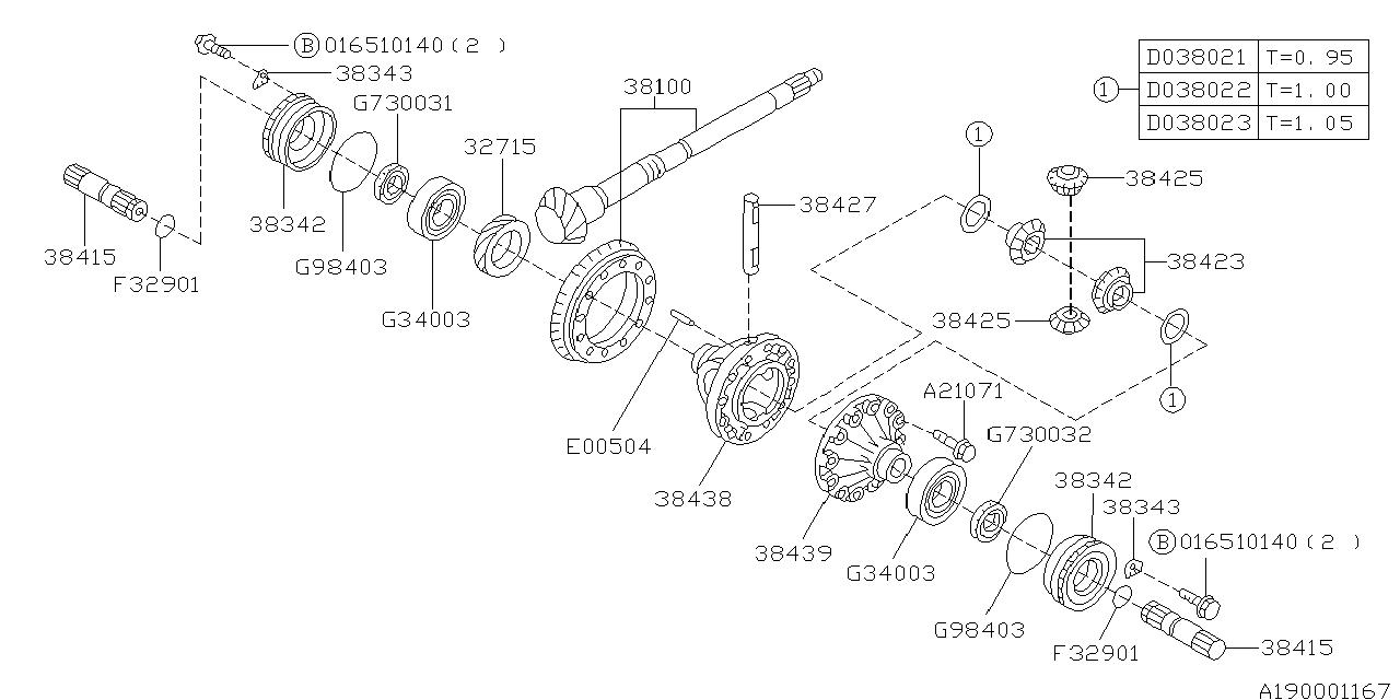 subaru 1995 legacy 2 2 engine diagram