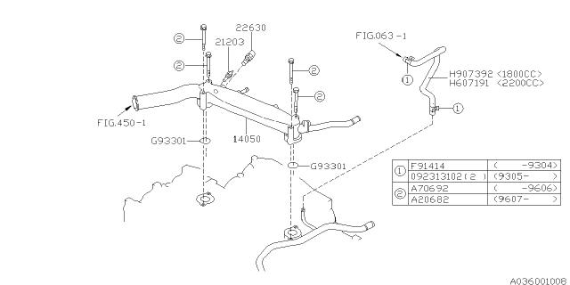 [SCHEMATICS_4FD]  1993 Subaru Impreza Water Pipe - Subaru Parts Deal | 1993 Subaru Impreza Engine Diagram |  | Subaru Parts