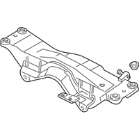 Subaru Rear Crossmember - 20151FA102