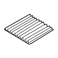 Subaru Tribeca Cabin Air Filter - 72880XA00A