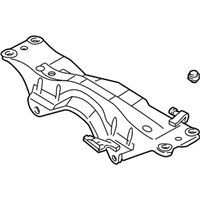 Subaru Rear Crossmember - 20151FA113