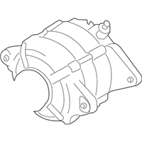 Subaru Legacy Alternator - 23700AA931