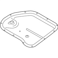 Subaru XV Crosstrek Oil Pan - 31390AA170