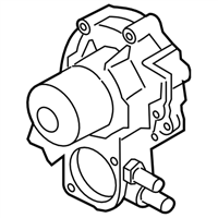 Subaru Outback Water Pump - 21111AA380