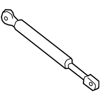 Subaru Outback Lift Support - 57522AL00A