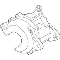 Subaru BRZ Alternator - 23700AA750