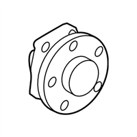Subaru Wheel Bearing - 28373SC000