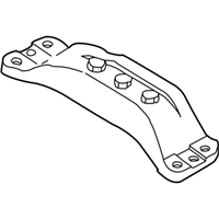 Subaru Rear Crossmember - 41011FE030