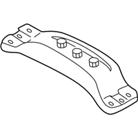 Subaru Rear Crossmember - 41011SA020