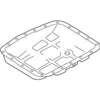 Subaru Oil Pan - 31390AA030