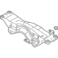 Subaru Impreza Rear Crossmember - 20150FE410
