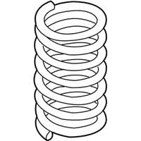 Subaru Forester Coil Springs - 20380SG020