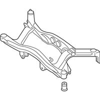 Subaru Rear Crossmember - 20152AG00D
