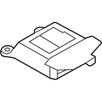 Subaru Impreza Air Bag Control Module
