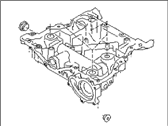 Subaru BRZ Oil Pan - 11120AA171