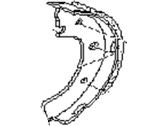 Subaru Loyale Brake Shoe Set - 25178GA300