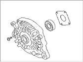 Subaru Outback Alternator Case Kit - 23718AA29A