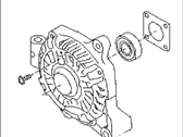 Subaru Outback Alternator Case Kit - 23718AA30A