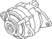 Subaru Legacy Alternator - 23700AA211